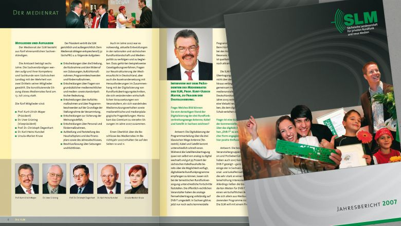 SLM Jahresbericht 2007