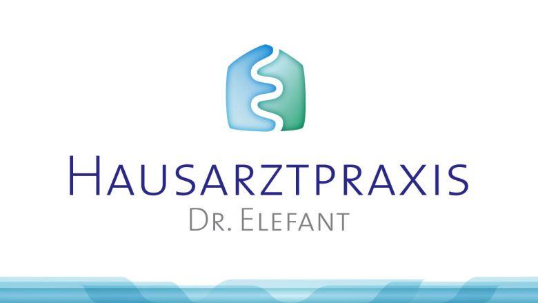 Hausarztpraxis Dr. Elefant Logo