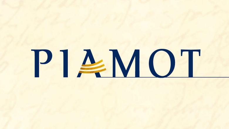 "Graf Papiere Logoentwicklung ""PIAMOT"""