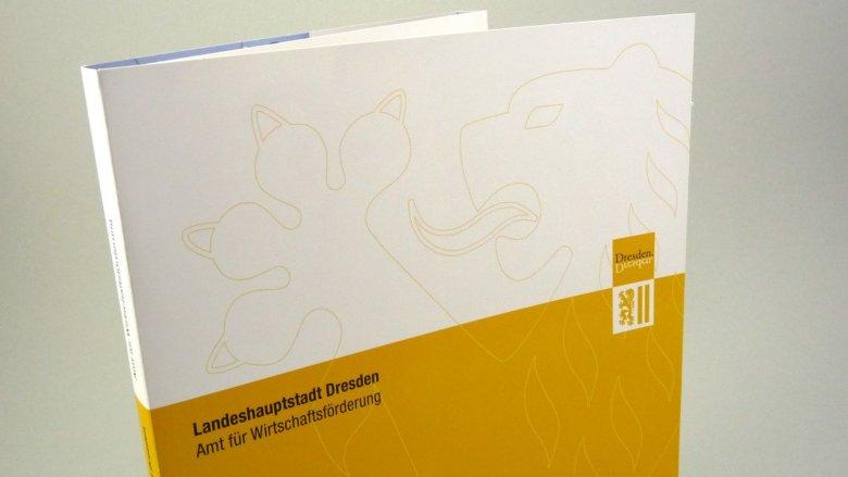 Dresden - Präsentationsmappe für die Wirtschaftsförderung