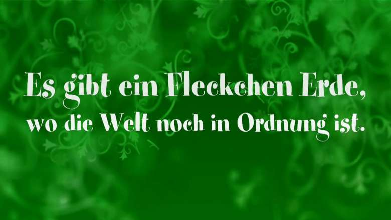 "GC 2007 Kinospot ""Heile Welt"""