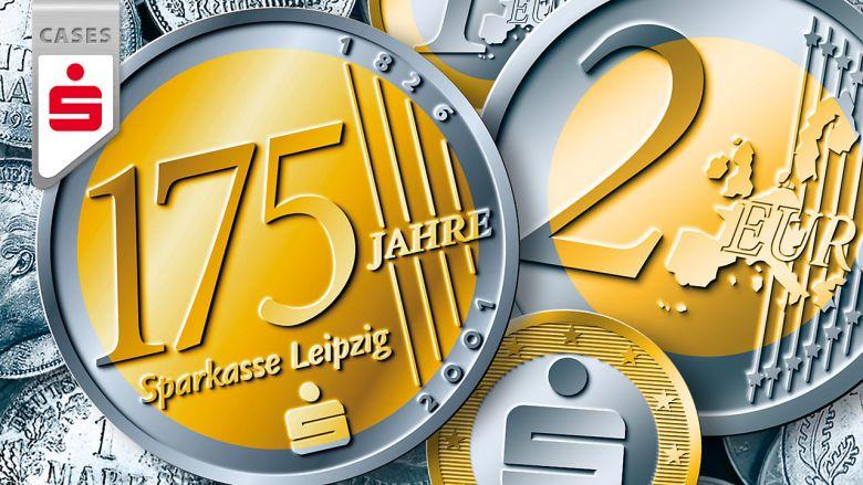 Case: 175 Jahre Sparkasse Leipzig