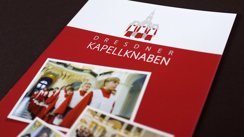 "Dresdner Kapellknaben Flyer ""Internat"""
